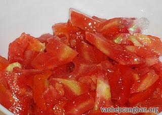 Cách nấu bún ốc chuối đậu ngon tuyệt7