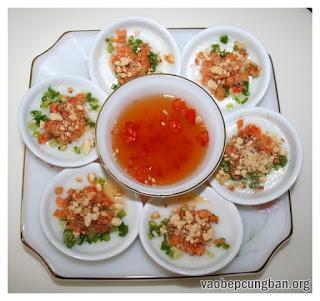 Mẹo pha nước chấm thơm ngon phù hợp cho từng món ăn7