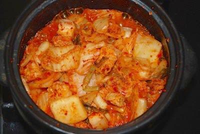 Cách nấu canh kim chi Hàn Quốc ngon tại nhà 2