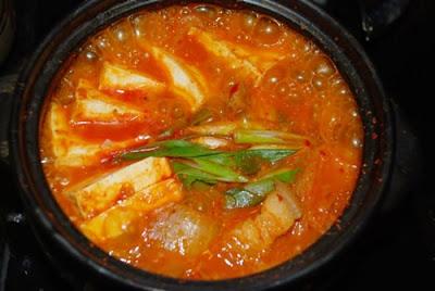 Cách nấu canh kim chi Hàn Quốc ngon tại nhà 3